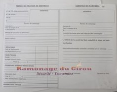 le certificat de ramonage ramonage du girou. Black Bedroom Furniture Sets. Home Design Ideas
